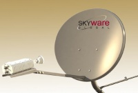 SKYWARE 0.69CM KA ANTENNA without transceiver ...