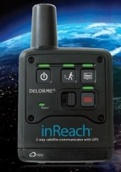 inReach Satellite Comunicator